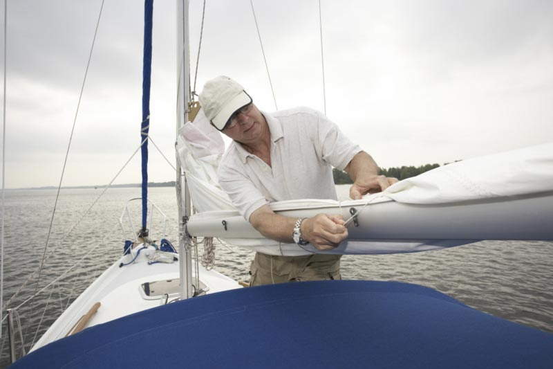Hurricane preparation for your boat