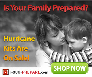 Hurricane Emergency Kits